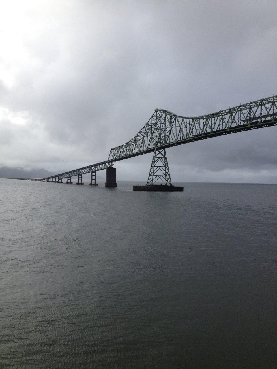 Bridge to Washington State