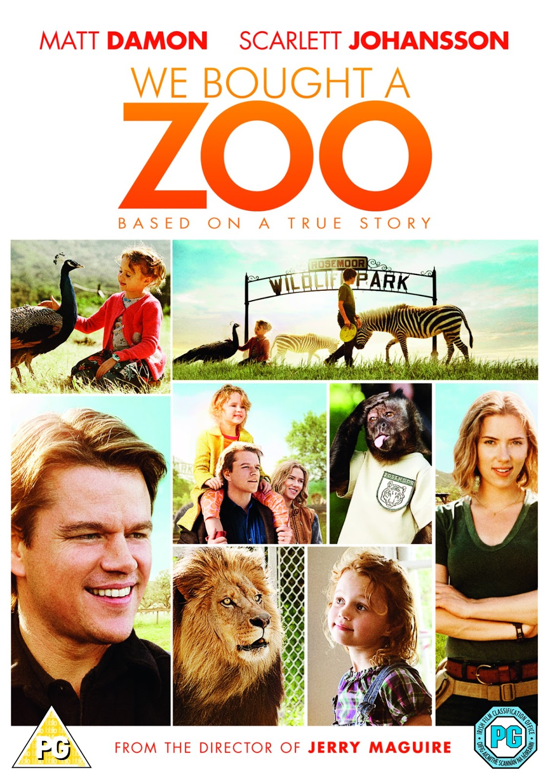 We bought a zoo essay