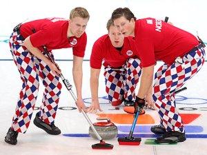 Those Norwegians...