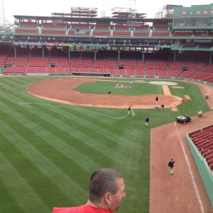 Fenway Green Monster