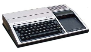 This was it! The TI-99/4A!