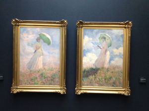 Some Monet, because I really shouldn't post about a French museum without him.
